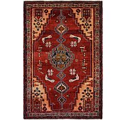 Link to 4' 8 x 6' 10 Shiraz Persian Rug