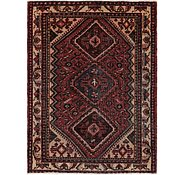 Link to 4' 7 x 6' 3 Chenar Persian Rug