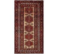 Link to 130cm x 240cm Meshkin Persian Rug