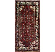 Link to 3' x 6' 7 Hossainabad Persian Runner Rug