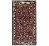 Link to 3' x 5' 9 Hamedan Persian Rug