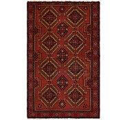 Link to 122cm x 200cm Chenar Persian Rug