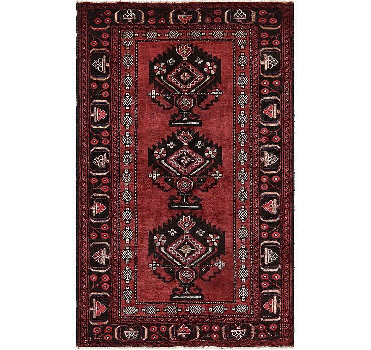 122cm x 193cm Ferdos Persian Rug