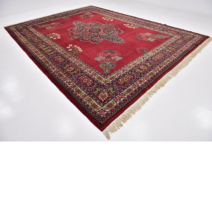10' 3 x 13' 10 Birjand Persian Rug