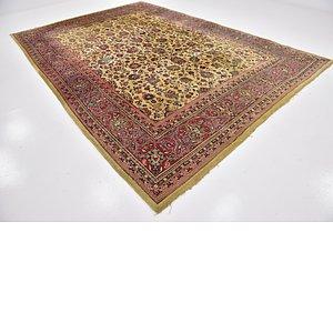 8' 10 x 12' 6 Sarough Persian Rug