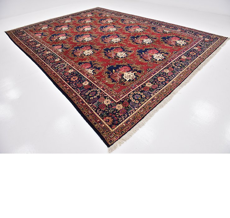 HandKnotted 10' 8 x 14' 6 Bakhtiar Persian Rug