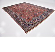 Link to 9' 9 x 12' 10 Sarough Persian Rug