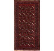 Link to 5' x 9' 10 Shiraz Persian Runner Rug