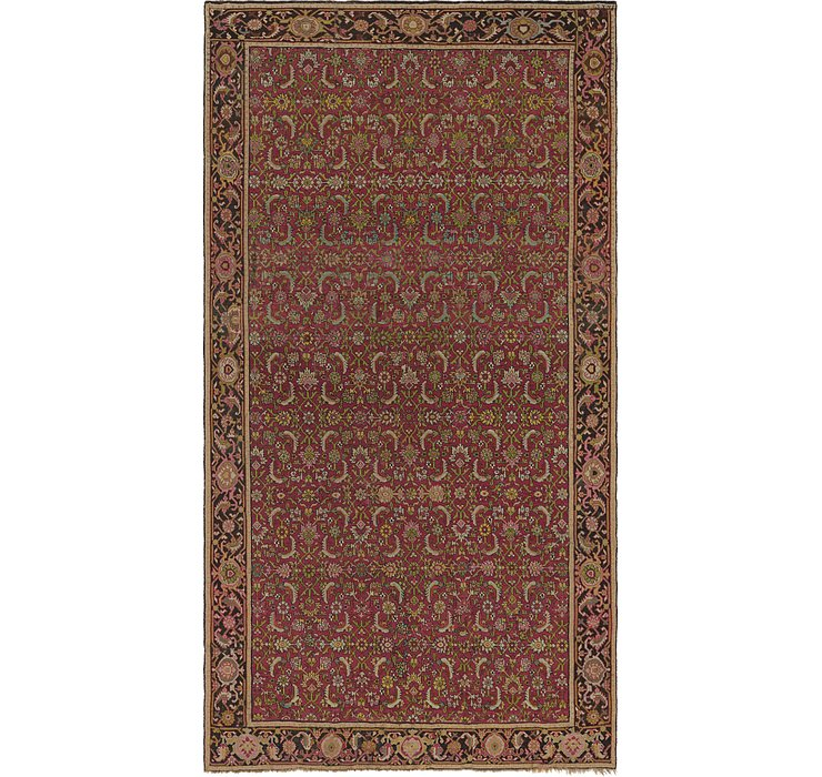 7' x 13' 4 Malayer Persian Rug
