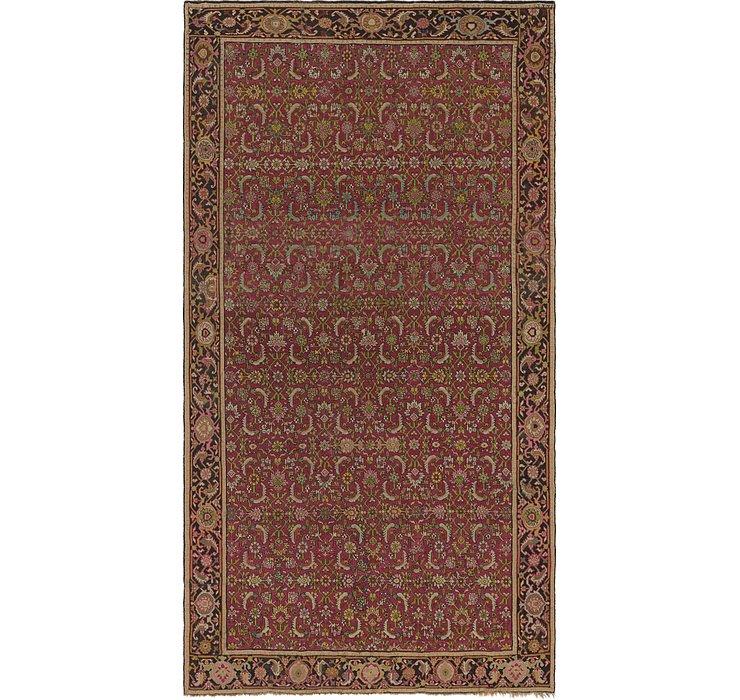 213cm x 405cm Malayer Persian Rug