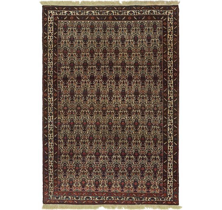 6' 8 x 9' 7 Bidjar Persian Rug
