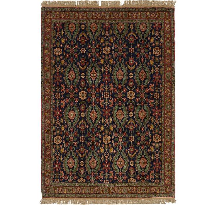 5' 5 x 8' Varamin Persian Rug