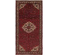 Link to 5' 4 x 11' 2 Hossainabad Persian Runner Rug