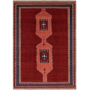 8' 5 x 11' 10 Shiraz Persian Rug