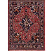 Link to 6' 6 x 9' Mashad Persian Rug