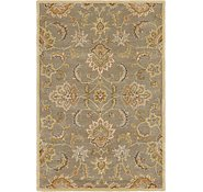 Link to 4' x 6' Floral Agra Rug