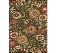 Link to 5' x 7' Floral Agra Rug