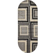 Link to 5' x 13' 2 Reproduction Gabbeh Oval Rug