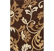 Link to 6' 7 x 9' 10 Damask Rug