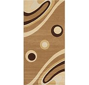 Link to 6' 7 x 13' 2 Reproduction Gabbeh Runner Rug