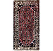 Link to 3' 2 x 6' Hamedan Persian Runner Rug