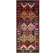 Link to 4' 4 x 10' 3 Shiraz Persian Runner Rug