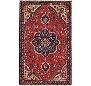 Link to 3' 2 x 5' 2 Tabriz Persian Rug