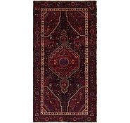 Link to 4' x 7' 7 Hamedan Persian Rug
