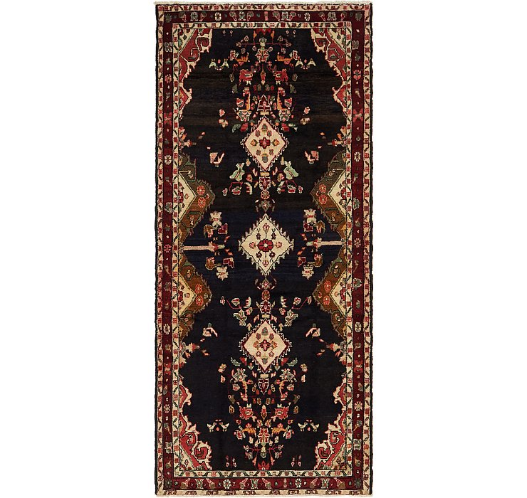 3' 9 x 9' Mahal Persian Runner Rug