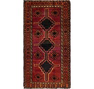 Link to 4' x 7' 7 Shiraz Persian Rug