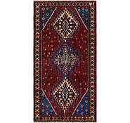 Link to 5' x 9' 10 Shiraz Persian Rug