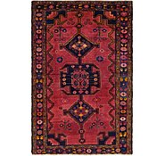 Link to 4' 4 x 6' 10 Shiraz Persian Rug