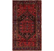 Link to 4' 3 x 7' 6 Hamedan Persian Rug