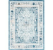 Link to 5' 3 x 7' 4 Classic Aubusson Rug
