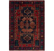 Link to 4' 9 x 6' 7 Shiraz Persian Rug