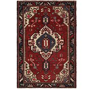 Link to 4' 4 x 6' 5 Ferdos Persian Rug