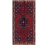 Link to 3' 9 x 7' 5 Hamedan Persian Rug