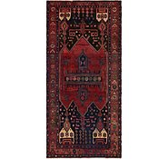 Link to 4' 7 x 9' 9 Sirjan Persian Runner Rug
