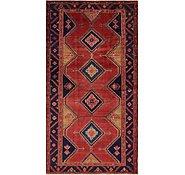 Link to 4' 10 x 9' 2 Chenar Persian Runner Rug