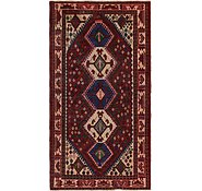 Link to 5' x 9' 8 Hamedan Persian Rug