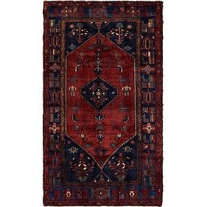 5' x 8' 10 Sirjan Persian Rug