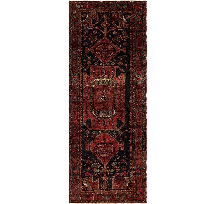 4' 9 x 12' 5 Sirjan Persian Runner Rug