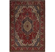 Link to 11' 5 x 16' 7 Tabriz Persian Rug