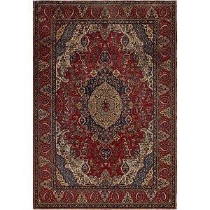 11' 5 x 16' 7 Tabriz Persian Rug