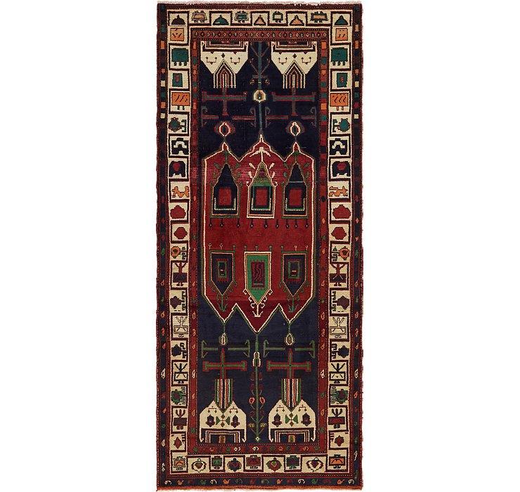 4' 2 x 10' 2 Sirjan Persian Runner Rug