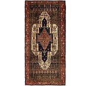Link to 4' 3 x 9' 4 Meshkin Persian Runner Rug