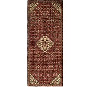 Link to 4' 3 x 10' 6 Hossainabad Persian Runner Rug