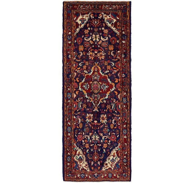 3' 9 x 10' 7 Mahal Persian Runner Rug