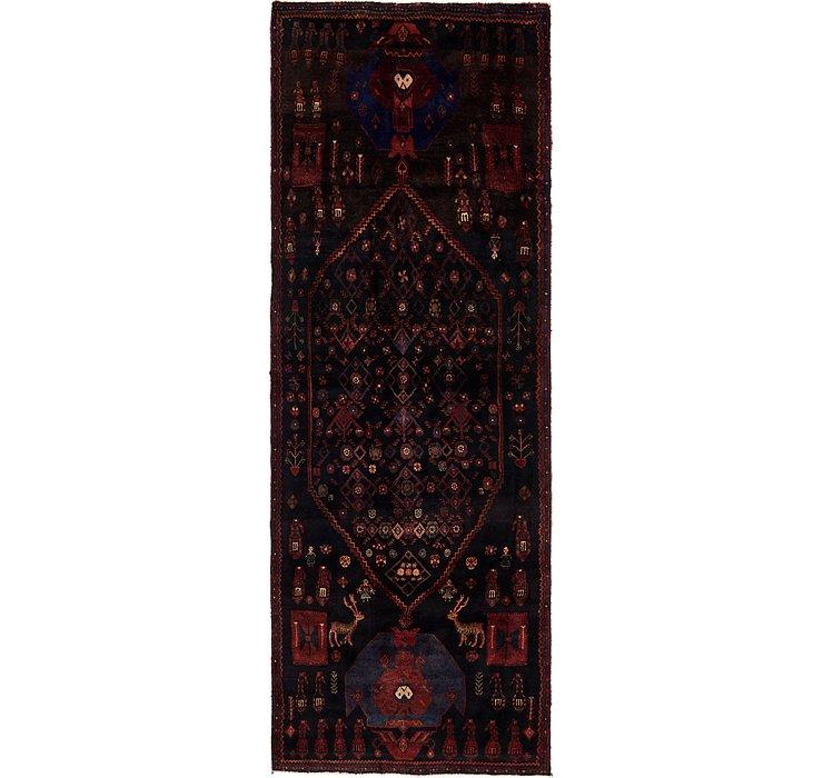 4' x 11' 7 Sirjan Persian Runner Rug