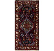 Link to 4' 6 x 9' 8 Nahavand Persian Runner Rug
